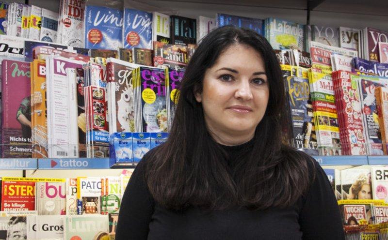 Amra Mahic, Agenturleiterin KKiosk