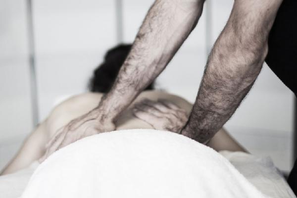 Samuele Fenu und die Italienische «Massofisiotherapia»