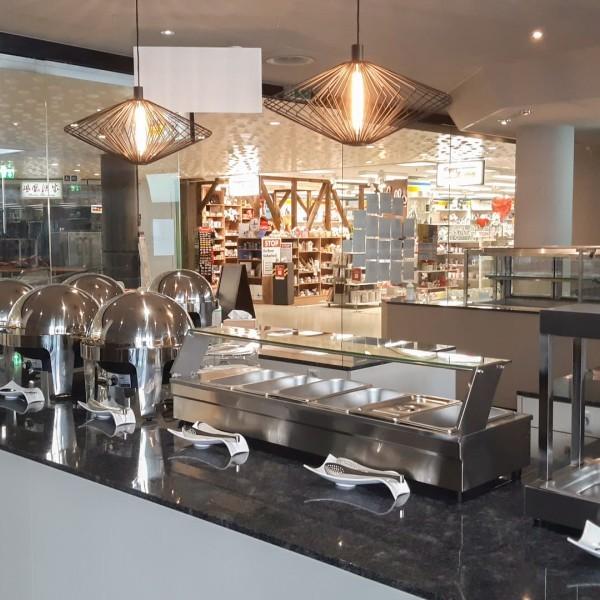 Kulinarische Highlights vereint im Löwen Food Court
