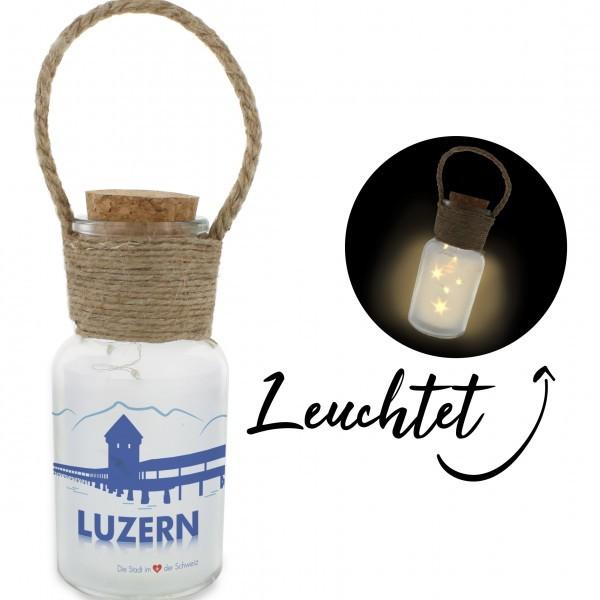 «Leuchtenstadt» — Souvenirs als Erinnerung an Luzern